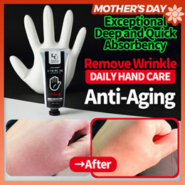 🎁FREE GIFT🎊Hand Cream[W.SKINLAB] STOP-AGING HAND WRINKLE CREAM PLUS 60ml KOREAN