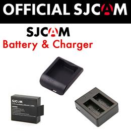 Original SJCAM Battery/Charger for SJCAM M10/M20/SJ4000/SJ5000/SJ5000+/SJ5000X