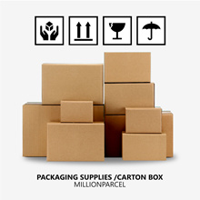 Carton Box/Storage/Gift Packaging/Bubble Wrap/Polymailer/Organizer/Mailing Box/Courier Box/ RSC Box