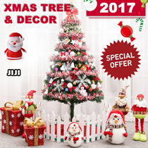 ❤XMAS GET IT NOW!❤ DIY Christmas Tree ★ INCLUDE FULL SET OF DECORATIONS ★ Luxury Christmas Tree ★