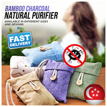 * Over 8000 packs sold!!!! * Bamboo Charcoal | Natural Air Purifier | Air Humidifier | Air Freshener