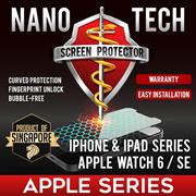 iPhone 12 Pro/Mini/SE/11 Pro Max/Xs/XR/Apple Watch Series/iPad Screen Protector Tempered Glass
