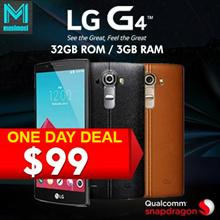 ★A-Grade★ LG G4 / G5 / Snapdragon 808 / 32GB 64GB ROM / 3GB 4GB  RAM / 5.5 inch / Refurbished