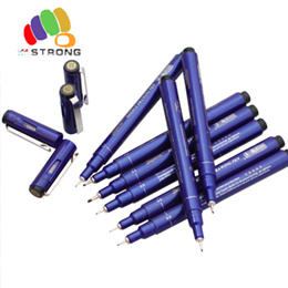 Superior 4Pcs Needle Drawing Pen Signing Sketching Markers Set For School Student Write Design