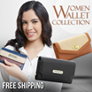 PREMIUM QUALITY- WOMENS WALLET COLLECTION - DOMPET WANITA - 8 MODELS AVAILABLE