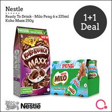 [NESTLE] 1+1 DEAL: KOKOMAXX + MILO PENG / NUTRI-G 6X226ml