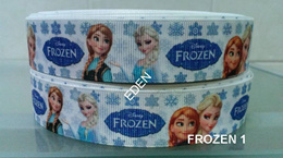 Frozen Sofia 1st Minnie Mouse Hello Kitty Elmo Pocoyo Ribbons for gift and occasions