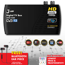 2018 Singapore dvb-t2 digital tv set up box/ Receiver/ Digital tv Antenna Local Seller Free Warranty