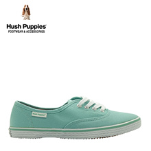 Hush Puppies SG Limited Edition Carla Canvas Sneakers (Women-Turquoise)