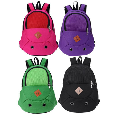 171708d696b Pet Carrying Bag Dog Cat Carrier Shoulders Back Front Pack Dog Cat Small  Animal Travel Tote
