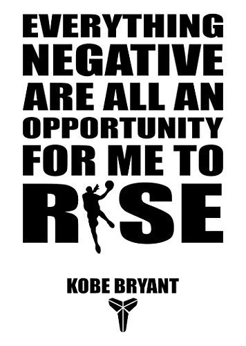 Kobe Bryant Famous Quotes Wall Decals/ Basketball Wall Decals/Motivational Quotes Wall Art Decals  sc 1 st  Qoo10 & Qoo10 - Kobe Bryant Famous Quotes Wall Decals/ Basketball Wall ...