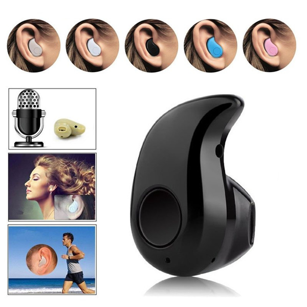 Mini Bluetooth Headset | Handset In-Ear Earphone Wireless | HF Keong Deals for only Rp35.000 instead of Rp35.000