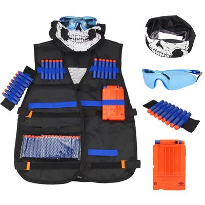 outlet Kids Vest Kit for Nerf Guns N-Strike Series