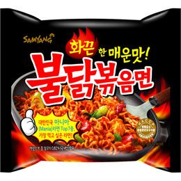 Samyang Ramen / Spicy Chicken Roasted Noodles 140g(40pic) /Cheese Spicy Chicken Roasted Noodles  New