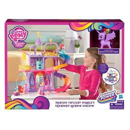 My Little Pony MY LITTLE PONY Friendship Rainbow Kingdom Playset / My Little Pony Dolls / Crystal Pa