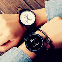 Personality Fashion DW Watch For royal customer Leather Nato watch/Barcelet/Charm Heart