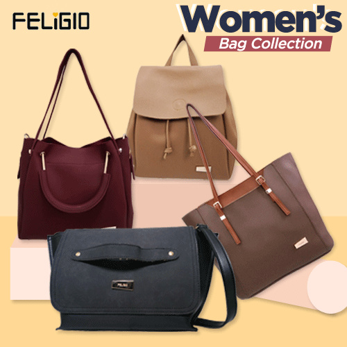 MEGA SALE FELIGIO BAG COLLECTION Deals for only Rp155.000 instead of Rp155.000
