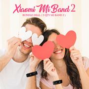 [Couple Bundle] Xiaomi Mi Band 2