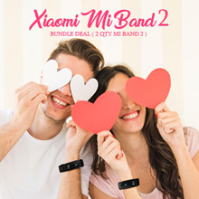 [Couple Bundle] Xiaomi Mi Band 2