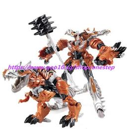 Transformation Dinosaur Grimlock Robots Deform Toys Action Figures Dinosaur Toy Model 703