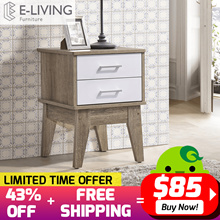 Scandinavian Bedside Table ⭐ Night Stand⭐ Storage ⭐ Drawers ⭐ Bedroom ⭐ Side ⭐ Furniture