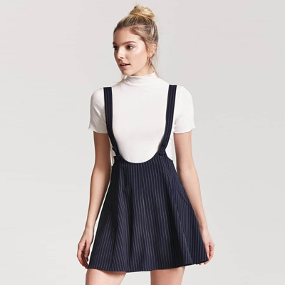 special discount volume large official images EALRICH PARK ★ U-NECK STRIPED DUNGAREE DRESS ★ S-XXL ★ DRESS CASUAL FORMAL  WORK COCKTAIL TRAVEL ★