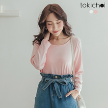 TOKICHOI - Ribbon Back Blouse-172116