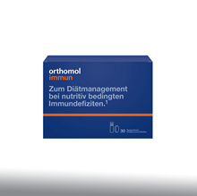 ★ Coupon price $ 115 ★ Orthomole Drink + 2 tablets Orthomol immun