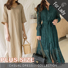 ♥Free Gift♥17th Nov Update ♥Korean Style♥ Linen / Casual / LOOSE Fit  / Plus Sizes