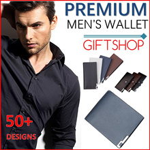 [BEST SELLER] 2018 Latest Mens Wallet Designs /  50+ Designs / Mens Wear / G3