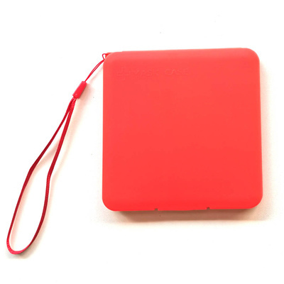 Mask Case (small) - MATTE RED