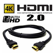 HDMI 2.0 Cable 1m 3m XBox360 One Kinect PS3 PS4 Wii HDTV 1080p 3D Apple TV Ethernet Singtel Mio TV