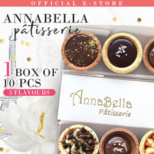 ❤10pcs Artisan Tarts Gift Box 5 Flavours in One❤One tart is never enough❤
