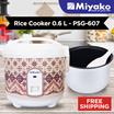 Miyako PSG-607 Rice Cooker 0.6 L - Alat masak nasi dan tempat nasi