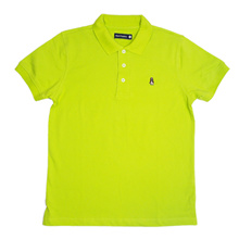 HUSH PUPPIES MENS BASIC POLO TEE WITH EMBROIDERY|REGULAR FIT|100% COTTON|#HMP601363MULTI