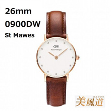 【Cart Coupon Target Products】 Daniel Wellington / Daniel Wellington Watch Classy York 26mm 0900DW [Parallel import]