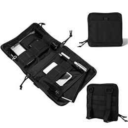 Molle Spec Ops EDC Pouch Tactical Tool Organizer Outdoor Travel Hiking Camping Accessories Bag 1000D