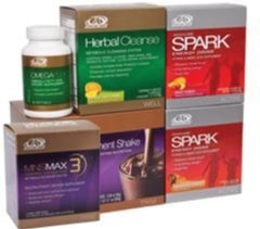 Weight Loss Detox & Cleanse AdvoCare 24 Day Challenge Product Bundle  (Vanilla)
