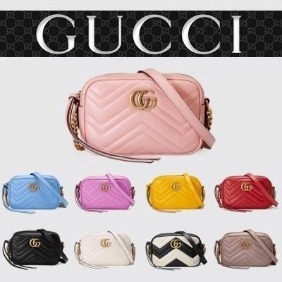 0c7e30898d9 Qoo10 - GG Marmont matelassé mini bag   Bag   Wallet