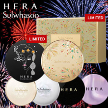 HOLIDAY EDITION ★HERA SULWHASOO★ Cushion Collection UV MIST /BLACK /ULTRA/AGE/ Perfecting/