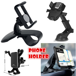 Car accessories mount phone stand handphone holder mobile phone universal clamp Tablet Holder