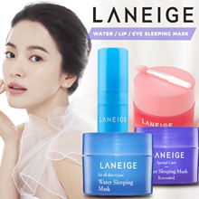 LANEIGE WATER / LIP / EYE SLEEPING MASK