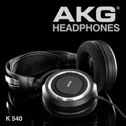 Original AKG K540 Studio Monitor Headphones (NO BOX)