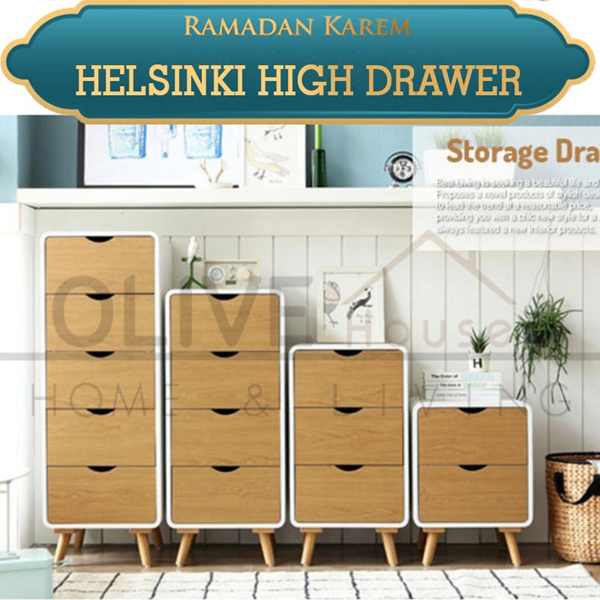 AMAYZING MAY / [NEW PRODUCT] HELSINKI DRAWERS COLLECTION /2/3/4/5 Deals for only Rp610.000 instead of Rp610.000