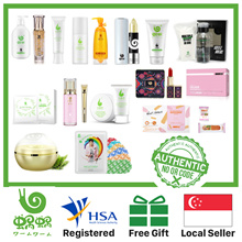 SG Seller♥AUTHENTIC WOWO♥ FREE GIFT ♥HSA Registered Seller♥ Shampoo Skin Care Cream