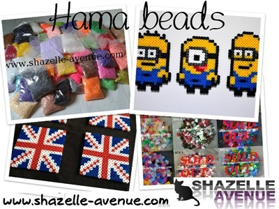 Hama beads/Perler Beads Accessories/Pegboards/Clipper/Iron papers/Handphone  strap/magnets