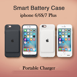 iPhone 6S 7 Plus Smart Battery Case portable charger power bank