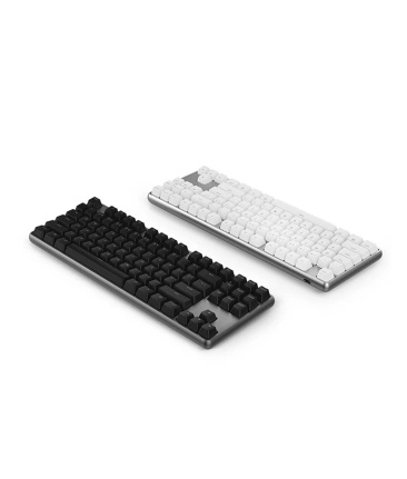 悅米機械鍵盤Pro靜音版★CNC全鋁機身,精緻由內到外/ TTC靜音紅軸,享受靜謐好手感/ 細膩觸感,經久耐用
