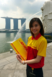 30% Discount + Unlimited Usage of DHL Express MyDHL e-Voucher