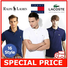 Polo / Tommy Hilfiger / Lacoste Mens PK T-Shirts Collection © Brandmall  ®️ Premium Select Shop !!